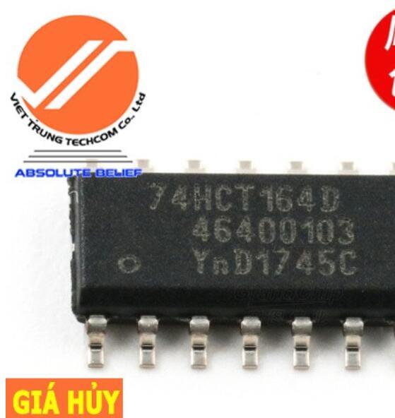 Chíp IC 74HCT164DSMD SOP14 Bit Chip IC (50 Con)
