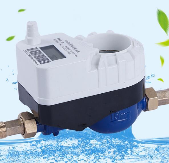 Đồng hồ nước Nhà sản xuất Wi loại đồng hồ nước có thể điều khiển từ xa không dây rotor loại dạng thá
