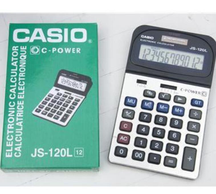 Máy Tính Casio JS-120L