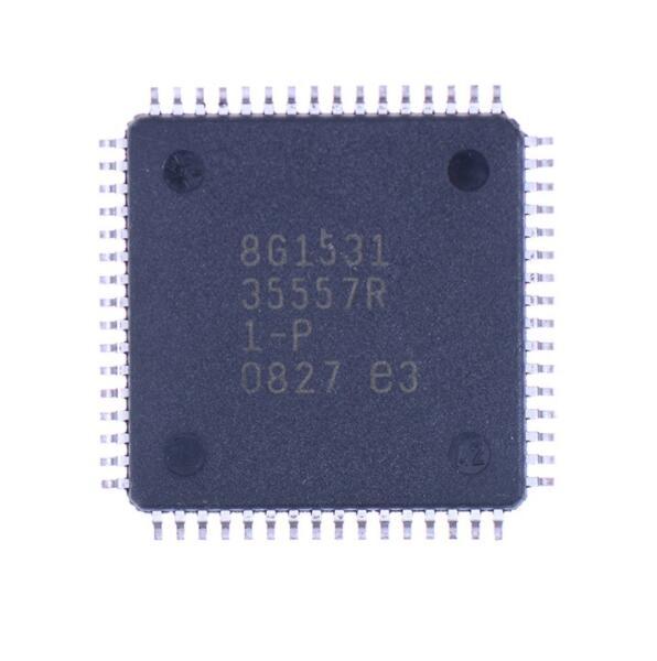 Chíp IC Chíp vi điều khiển IC ATMEGA128A ATMEGA128A-AU QFP-64 8-Bit