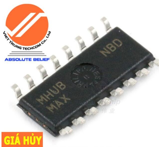 Chíp IC MAX232ESE+T SOP16RS232 Chip IC