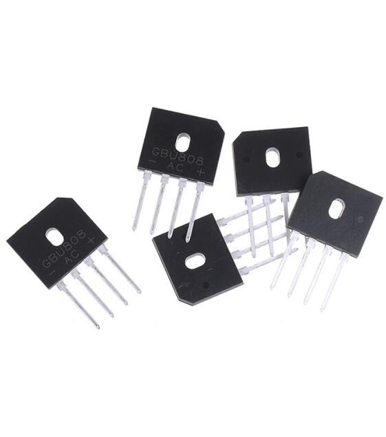 Chíp IC Bộ 5 chip IC chất lượng cao gbu808 800v 8A