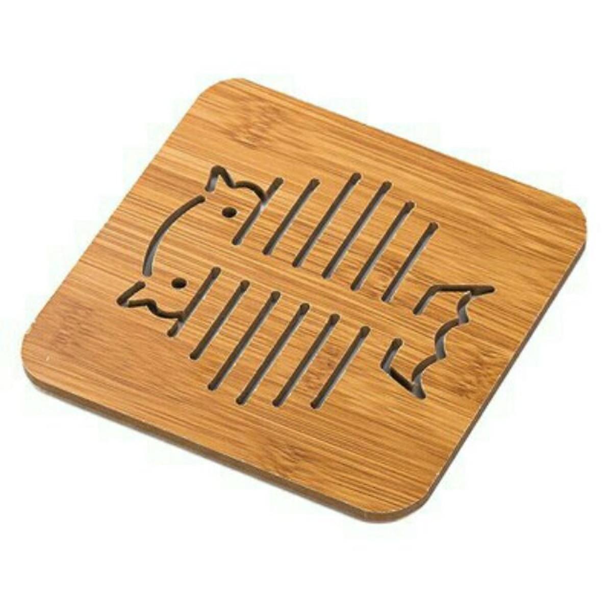 Combo 10 lót nồi bằng gỗ