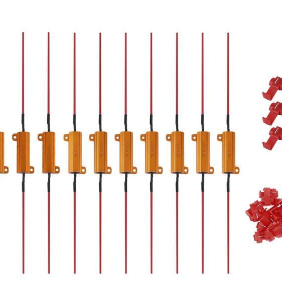 Điện trở Bộ tải tín hiệu xi nhan điện trở 50W 6r