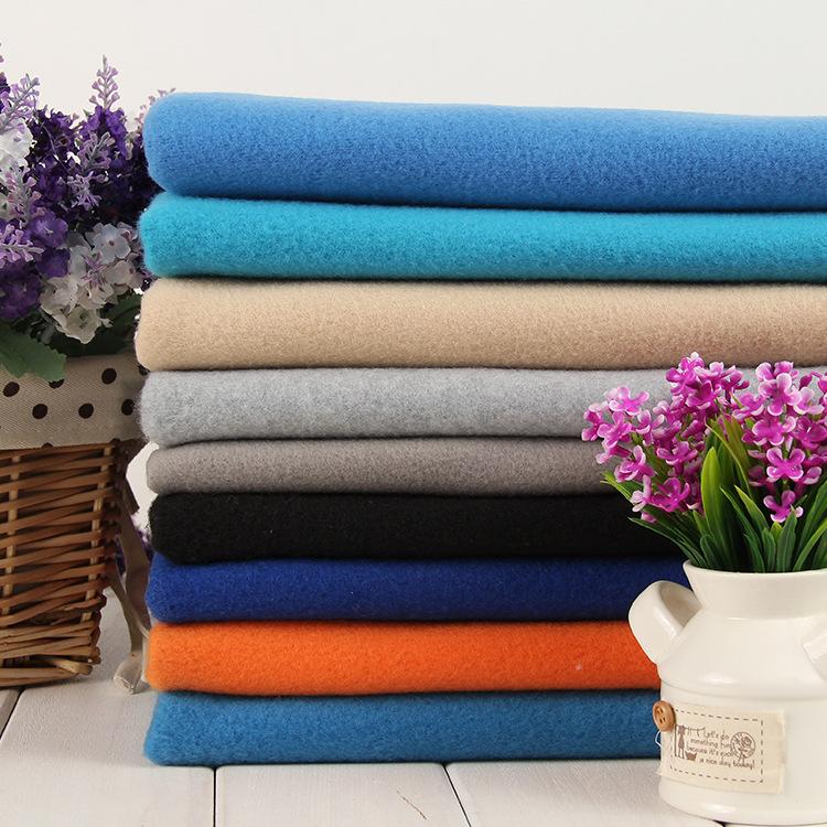 Vật liệu tổng hợp Vải nhung một mặt, vải dệt kim, vải dệt kim, bán buôn