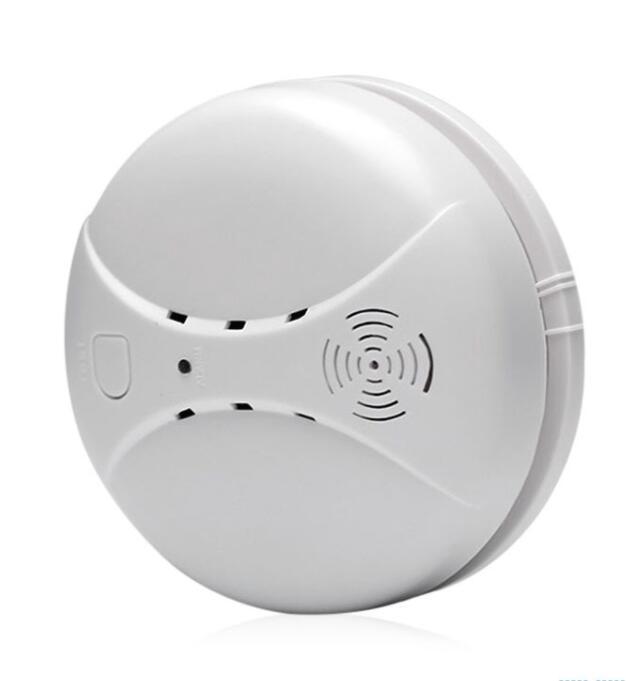 Thiết bị báo khói Thiết bị báo động phát hiện khói lửa dành cho hệ thống an ninh nhà ở GSM PSTN