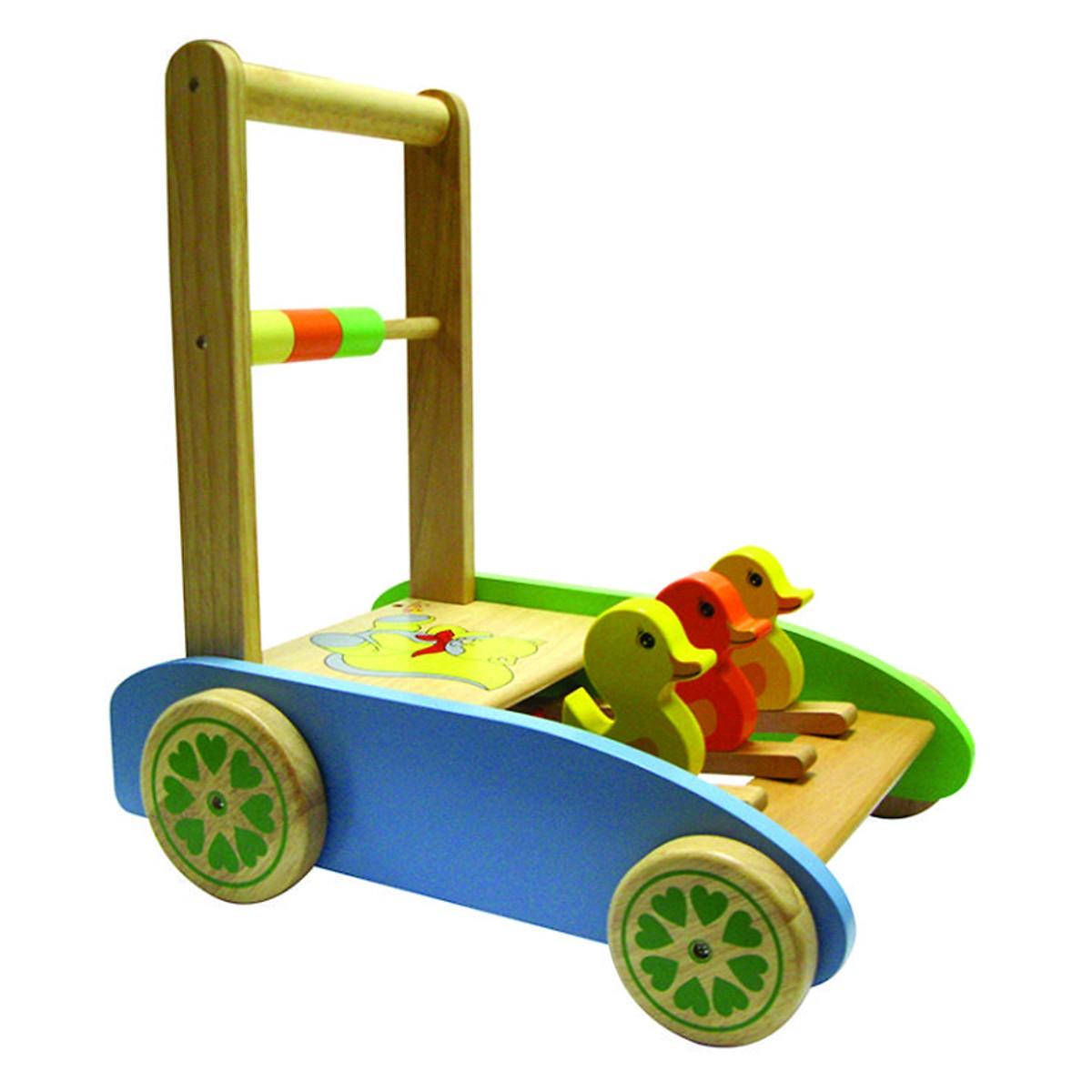 Xe Đẩy Tập Đi Baby Walker Colligo