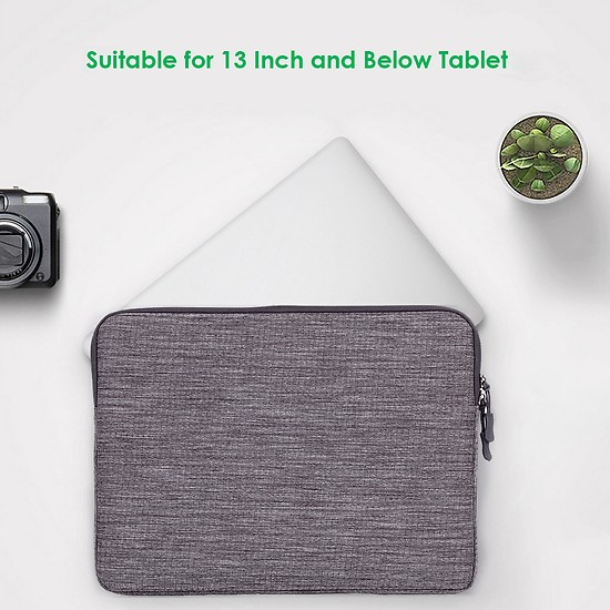 Prowell NB53290 Tablet Bag 13 inch Sleeve Tablet Case Cover Zipper Soft Business Handbag Fashion Por