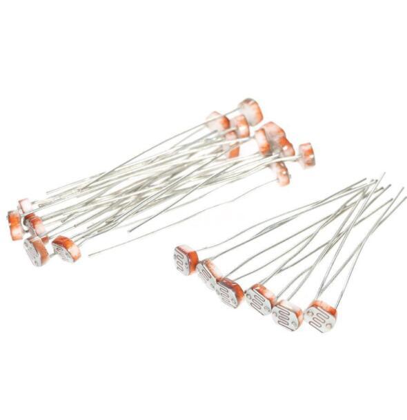 điện trở quang gl5537 5mm