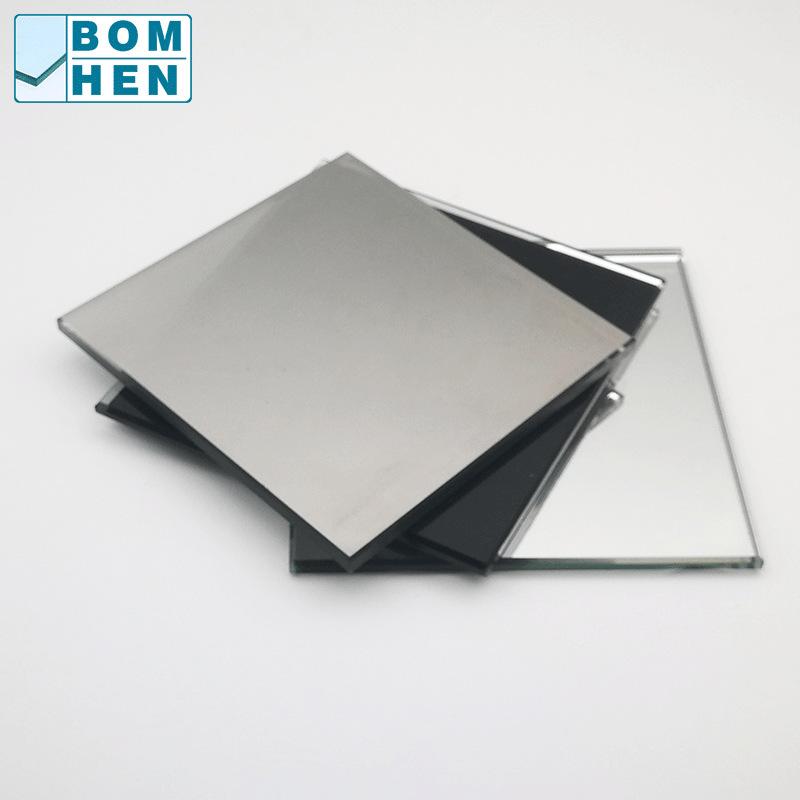BAOHENG NLSX thủy tinh Sản xuất tùy chỉnh kính một chiều 6 mm thủy tinh trong suốt một chiều Xử lý n