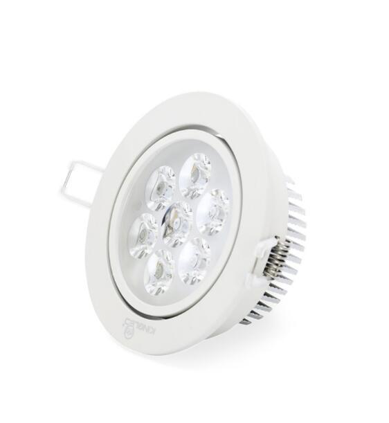 Đèn rọi ĐÈN LED SPOTLIGHT ÂM TRẦN RỌI MẮT HIGHT POWER - KINGLED 7W (DLR-7-T110)
