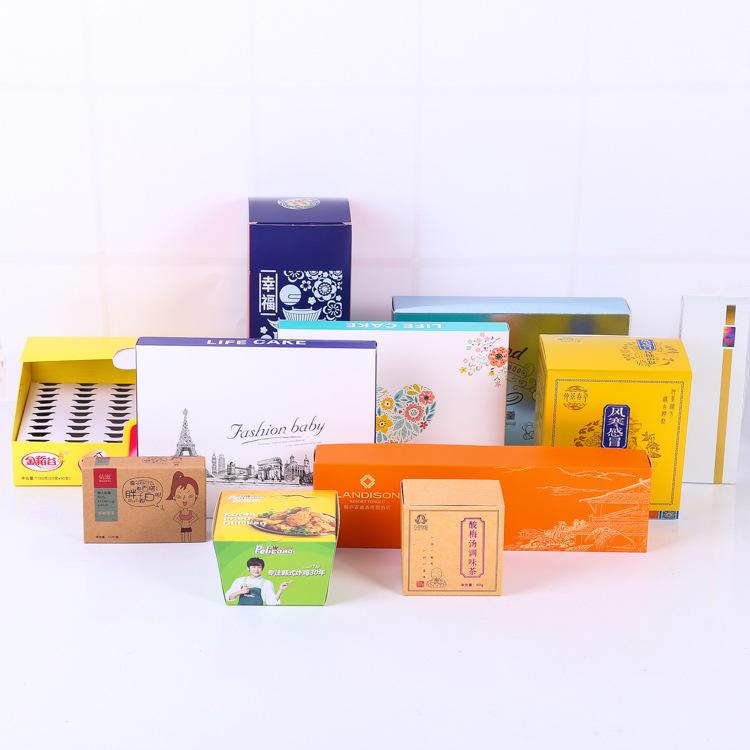 WEIJUN NLSX bao bì Nhà sản xuất bao bì hộp tùy chỉnh logo trang điểm chăm sóc da hộp bao bì hộp quà