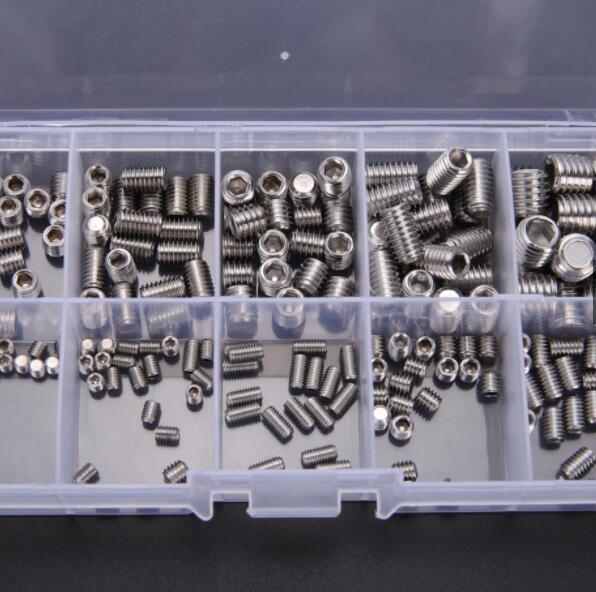 ốc vít chất liệu thép không gỉ nhiều kích thước tiện lợi