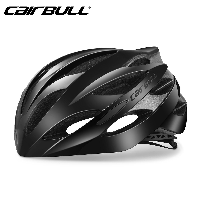 CAIRBULL Mũ bảo hiểm xe đạp 2018 mới nhẹ nhẹ thoáng khí thoải mái đi xe đạp mũ bảo hiểm