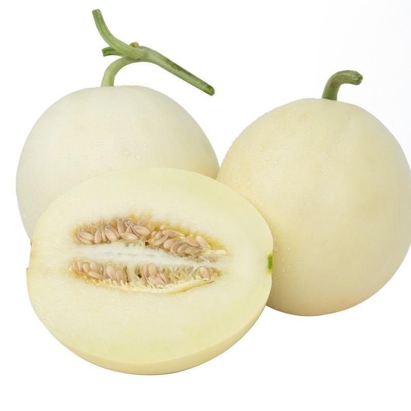 Trái cây(kiwi,táo) Shaanxi Haoliang Melon Trái cây tươi theo mùa Bán buôn sữa Non-Emerald Melon