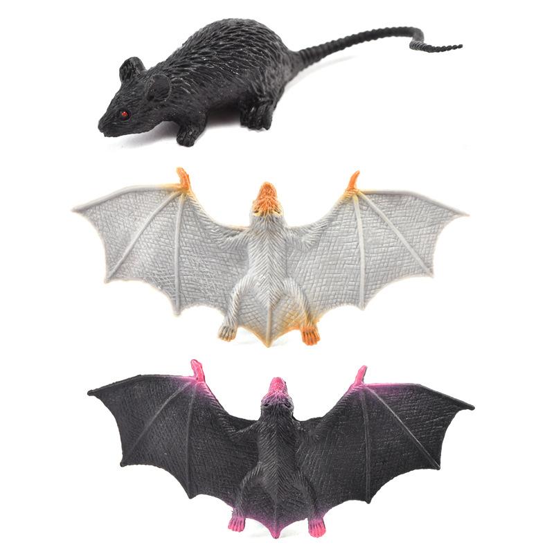 BEIERYOU Đồ chơi khăm Mô phỏng xuyên biên giới của đồ chơi mô hình động vật hoang dã Đồ chơi mô hình