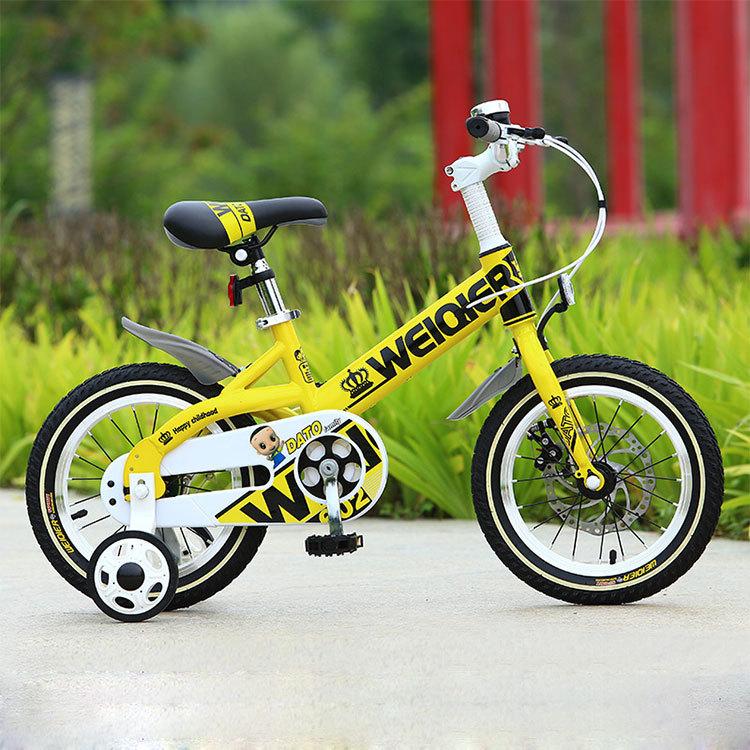 WEIQIER Xe đạp trẻ em 3-6-8 tuổi 20/18/16/14 inch nam và nữ xe đẩy trẻ em xe đạp mới chính hãng