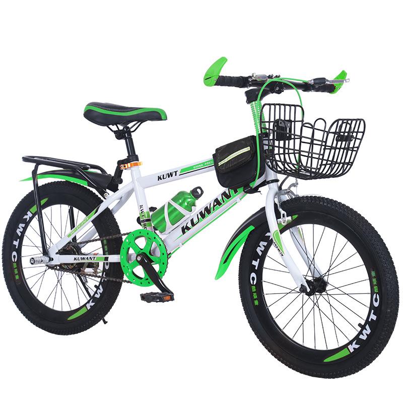KUWANTONG Xe đạp leo núi xe đạp xe đạp người lớn nam nữ 20 22 24 inch nam và trẻ em tốc độ biến học