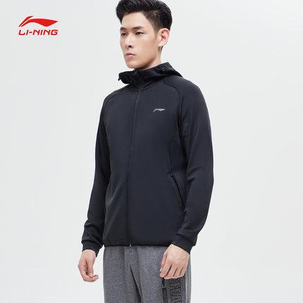 Sweater (Áo nỉ chui đầu)  Li Ning áo len nam 2019 loạt đào tạo mới trùm đầu Áo sơ mi mỏng mùa xuân c