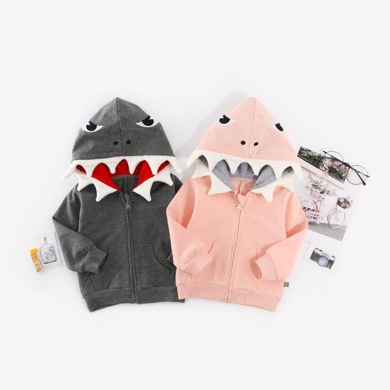 Peninsula Baby Áo khoác trẻ em Áo khoác mùa thu mới 2018 dành cho trẻ em mẫu áo khoác nổ châu Âu và