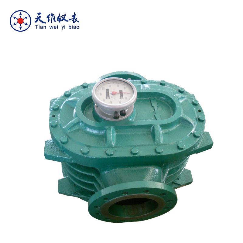 TIANWEI Đồng hồ đo lường Dầu nhiên liệu đo sáng, dầu tinh chế, dầu diesel, xăng, dầu hỏa và các loại