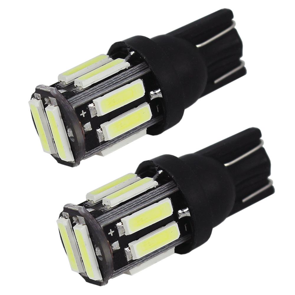 MINGBO Đèn xe Nhà máy trực tiếp T10 7020 10SMD xe led chiều rộng dụng cụ ánh sáng đọc ánh sáng tấm g