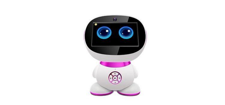 Máy học ngoại ngữ Màn hình mới robot thông minh giáo dục sớm giáo dục đồ chơi máy học video đối thoạ