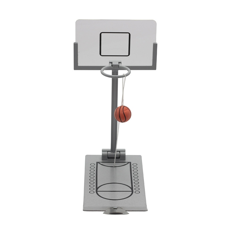 GAOBO Đồ chơi sáng tạo Máy tính để bàn mini Máy gấp bóng rổ Máy chụp sáng tạo Máy tính để bàn thu nh