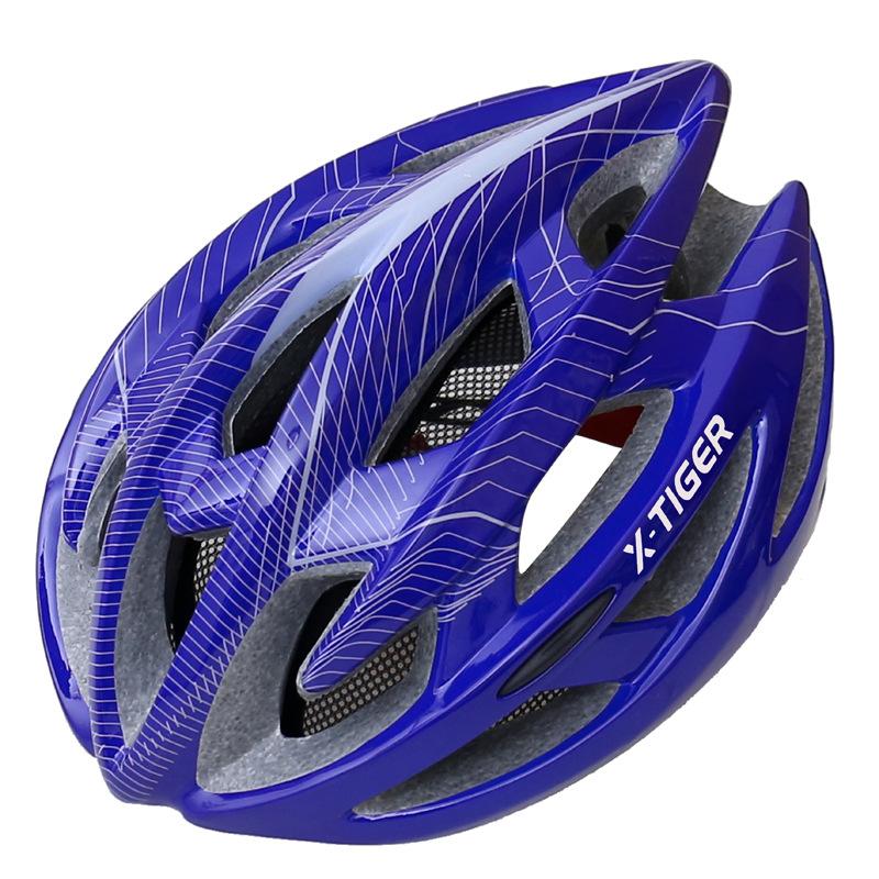 X-tiger Mũ bảo hiểm xe đạp nhà máy trực tiếp cưỡi mũ bảo hiểm xe đạp mũ bảo hiểm nam và nữ xe đạp le