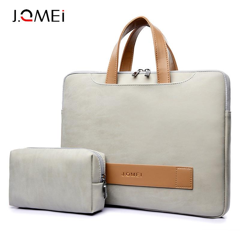 Ji Quanmei Túi đựng máy vi tính sản phẩm mới bán trực tiếp túi xách tay máy tính xách tay mỏng vali