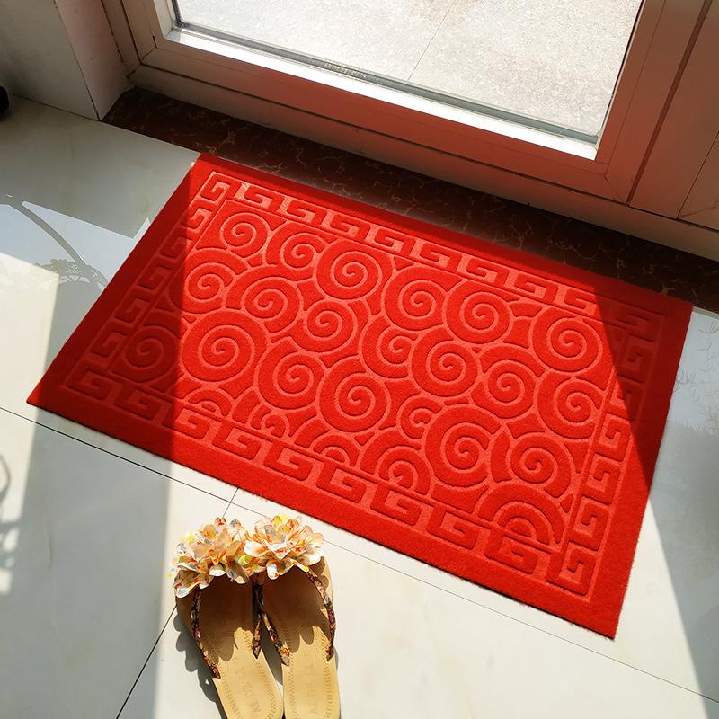 XINDECHENG thị trường đệm lót đệm chân Thảm thảm vào thảm cửa, phòng tắm chống trượt, thảm cửa nhà t
