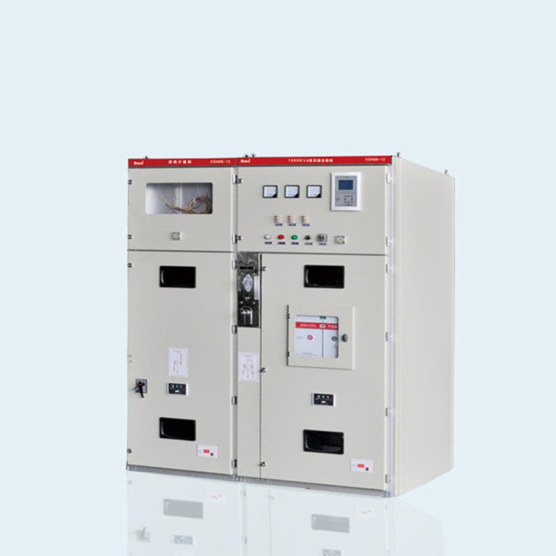 Tủ phân phối điện XGN66 loại hộp cao áp thiết bị chuyển mạch kim loại