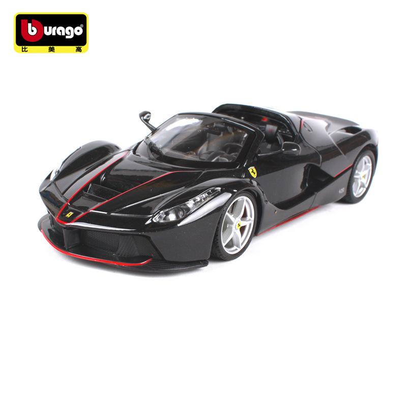 Mô hình xe Mới nguyên bản Ferrari aperta phiên bản kỷ niệm 40 năm mô phỏng xe hợp kim mô hình xe tra