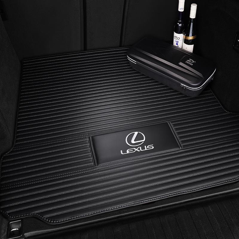 Đệm băng sau Xe đặc biệt xuyên biên giới xe đặc biệt thân xe dải sọc sọc logo logo logo phía sau kho