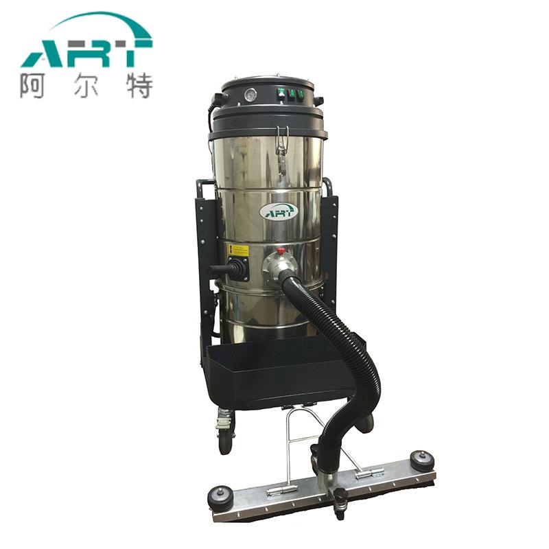 ART Máy hút bụi công nghiệp A3 một pha Máy hút bụi công suất cao ba động cơ cung cấp máy hút bụi lớn