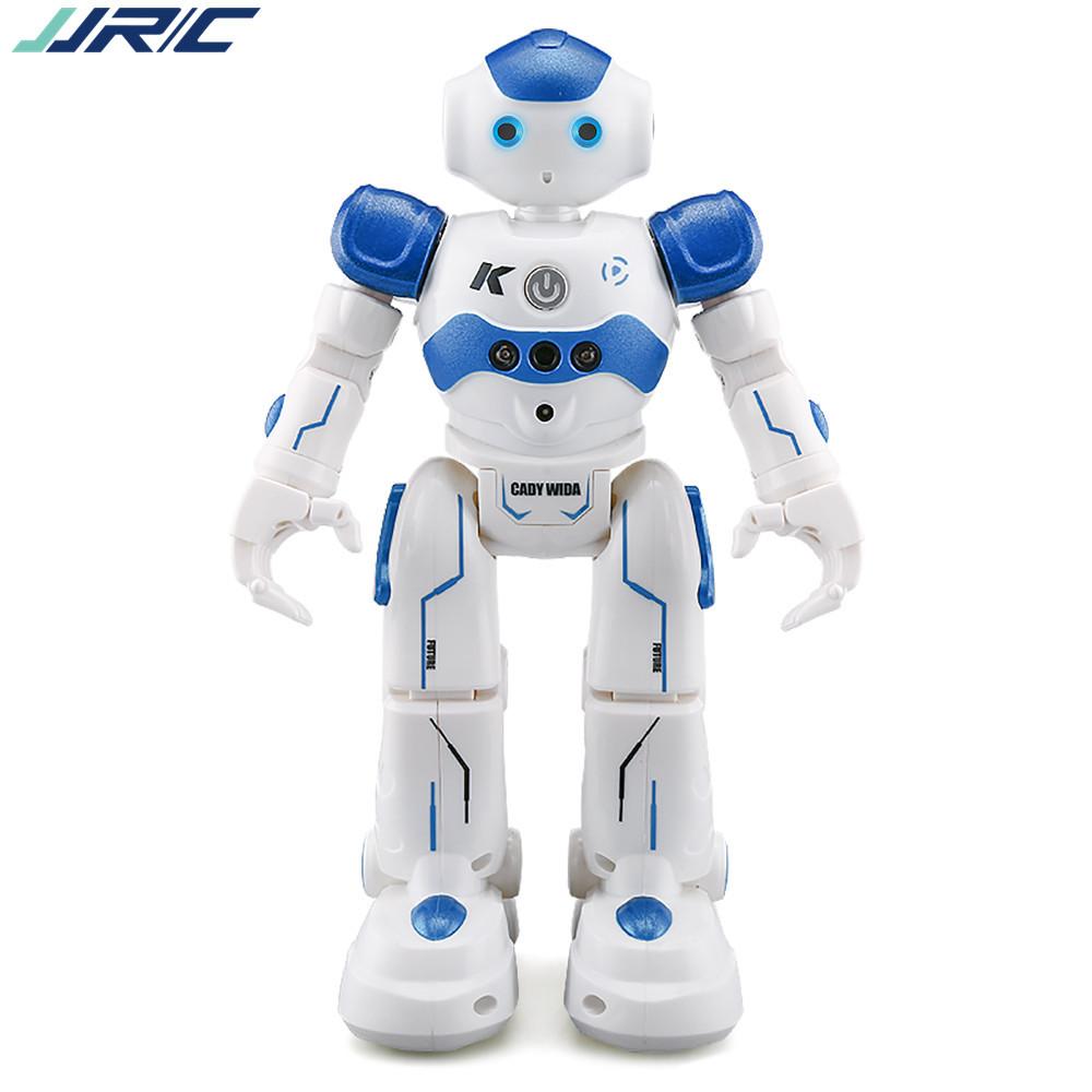 JJRC Rôbôt / Người máy Robot điều khiển từ xa JJRC R2 hát và nhảy các bé trai và bé gái tương tác đi