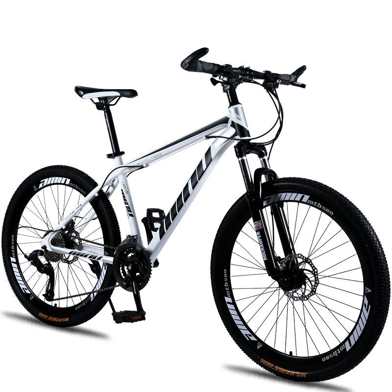 LANLINGNIAO xe đạp Nhà máy trực tiếp xe đạp leo núi 24/26 inch sốc đĩa phanh xe đạp leo núi khuyến m