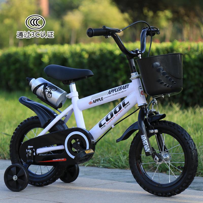 BMX xe đạp Nhà máy trực tiếp xe đạp trẻ em 3-6 tuổi Xe đạp 12 inch 14 inch Xe đẩy em bé 16 inch mới