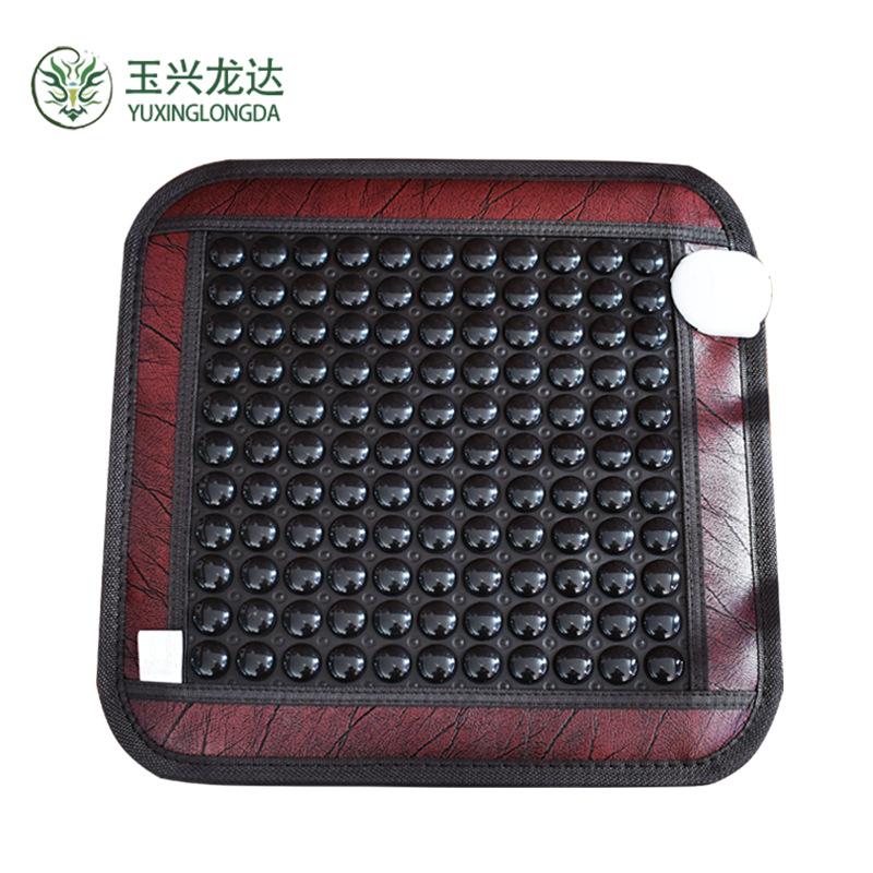 YXLD Đệm giữ ấm Ngọc ghế đệm đá tourmaline điện sưởi ấm nhà sản xuất đệm bán buôn trị liệu từ xa chă