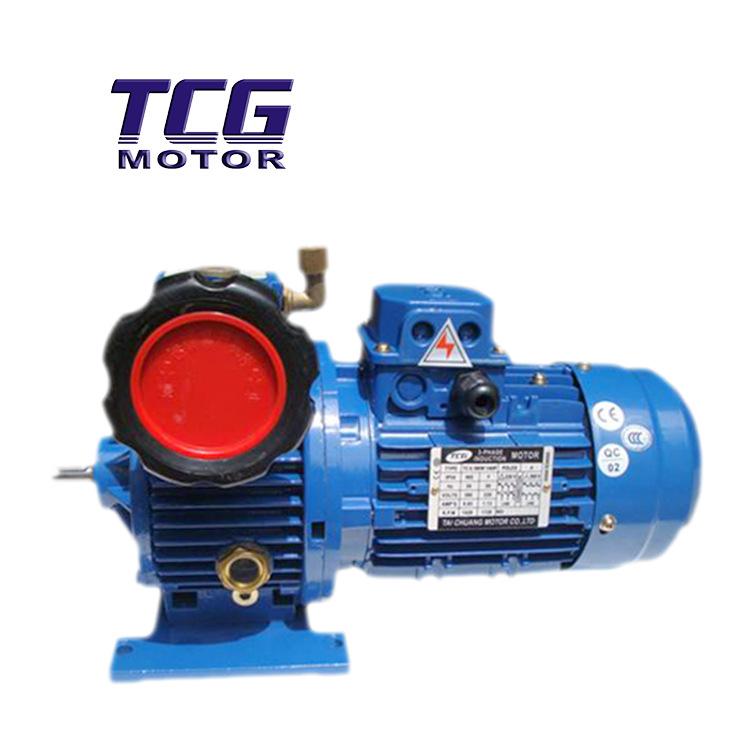 TCG Sang số  Công cụ thay đổi tốc độ vô cấp của thương hiệu TCG