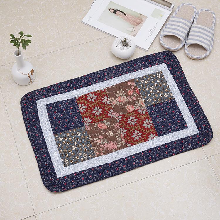 YUTAI Đệm chân Thảm chống trượt xuyên biên giới mat cửa phòng ngủ Nhà bếp vá sàn thảm thảm Phòng tắm