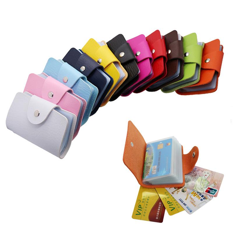 YISHENG Ví đựng thẻ Quà tặng khuyến mãi gói thẻ ngân hàng thẻ đa thẻ gói thẻ bán buôn có thể được tù