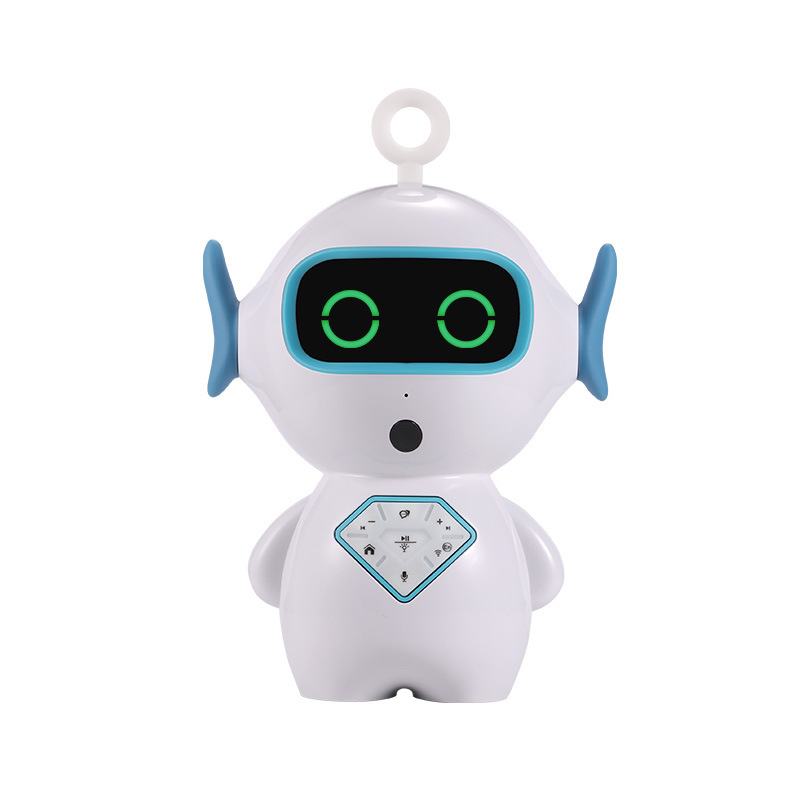 AOJIAO Máy học ngoại ngữ Ngoại thương thông minh giáo dục sớm robot trẻ em đồ chơi giáo dục wifi câu