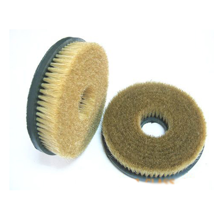LANLIN Thị trường công cụ Wenwan đánh bóng máy chải lông bàn chải đĩa đánh bóng bàn chải đánh bóng b