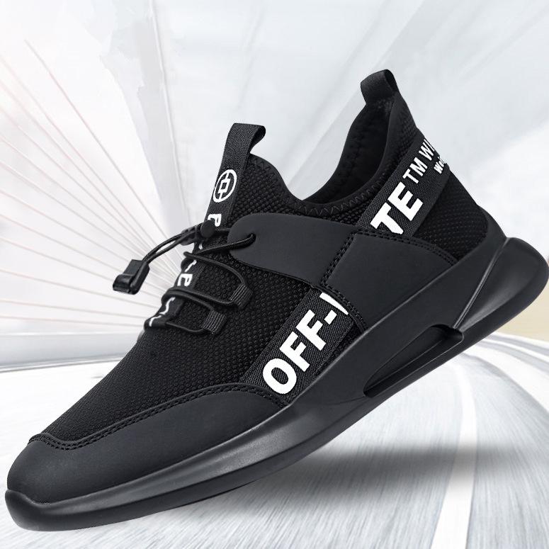 Giày lười / giày mọi đế cao Giày nam mùa xuân thủy triều 2019 phiên bản mới của Hàn Quốc của giày th