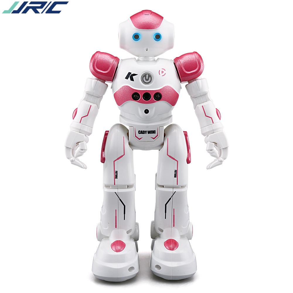 JJRIC Rôbôt / Người máy Robot điều khiển từ xa JJRC đồ chơi giáo dục hát thông minh nhảy múa trai gá