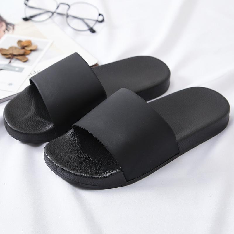 Ka LEFOO dép mang trong nhà Thời trang hipster chống trượt mặc chống thấm nước đôi nam nữ không thấm