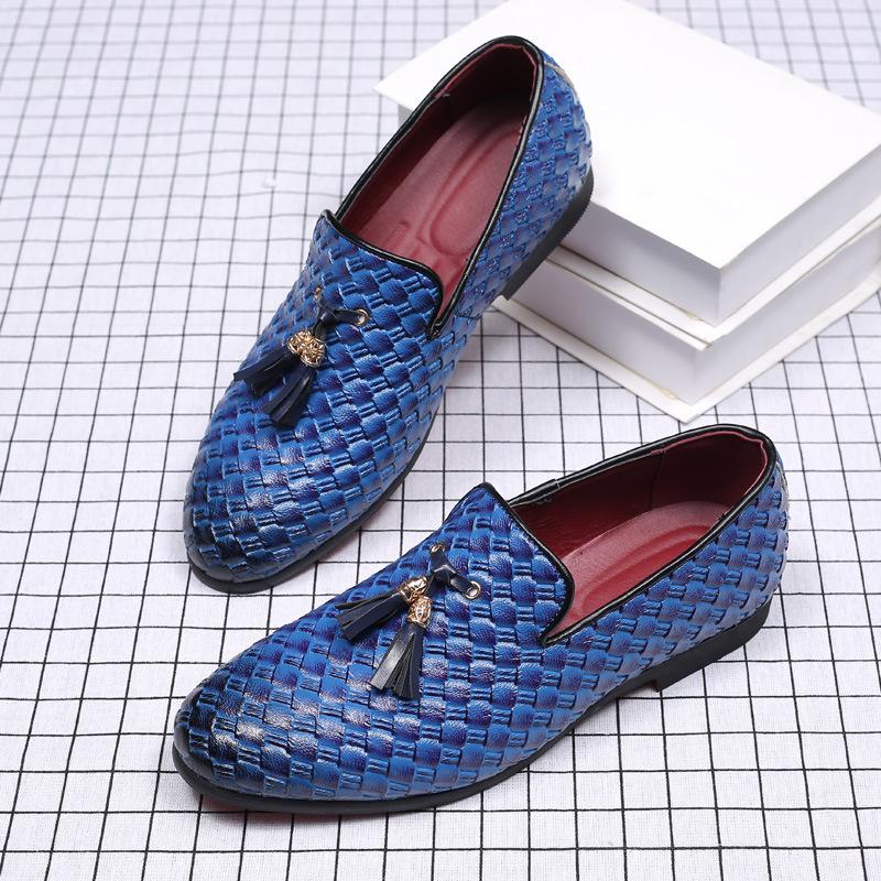 Giày mọi Gommino Giày đế xuồng cỡ lớn cho nam