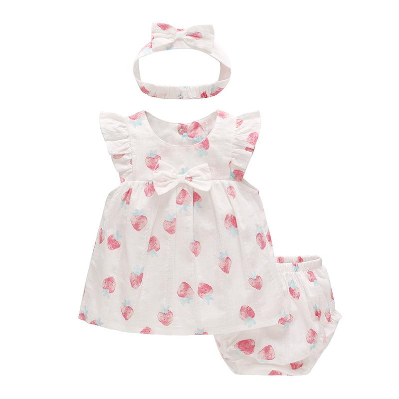 Vlinder Đầm váy trẻ em Điệu nhảy cho trẻ em mặc 2019 Mùa hè Mới cho bé trai Công chúa Váy dâu ngọt n