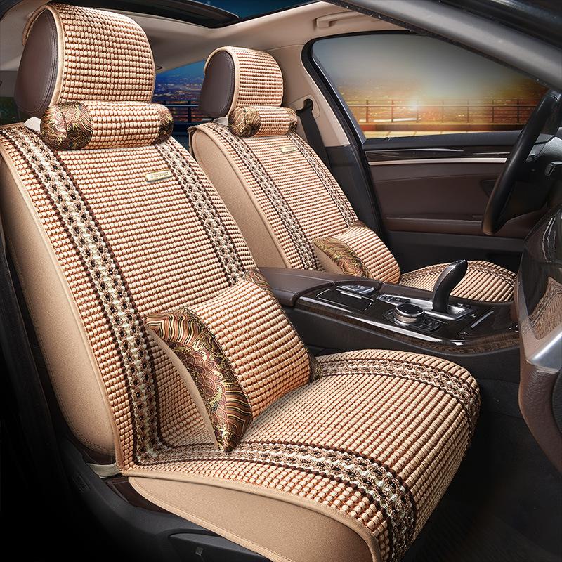 XINMUXUAN Drap bọc ghế xe hơi Nhà máy mới phê duyệt băng ghế xe lụa đầy đủ bao quanh bởi xe cung cấp